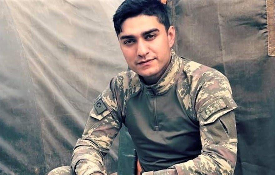 Şehit Piyade Uzman Onbaşı Ömer Kahya. FOTO: SÖZCÜ