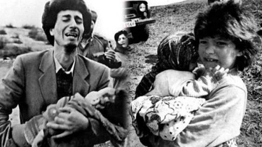Bütün dünyanın kanını donduran Hocalı Katliamı 1992'de yaşanmıştı.