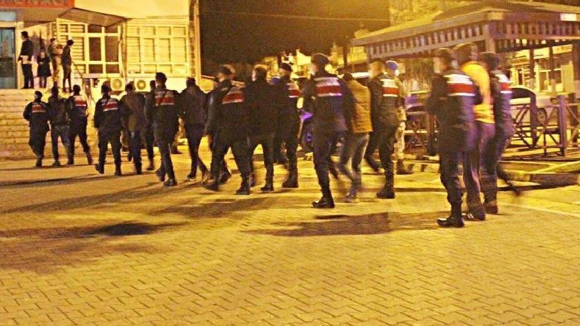 Son Dakika Ankara'da fuhuş çetesine 'pembe maske' operasyonu